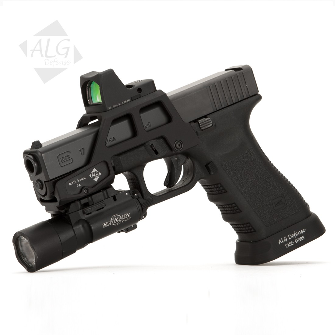 ALG 6-Second Mount - RMR