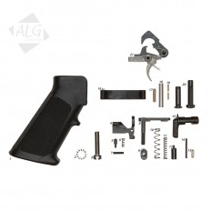Complete AR15/M4 Mil-Spec Lower Parts Kit with ACT Trigger (With Grip)